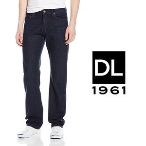 """DL1961 Casual Straight Shortened """"Vince"""" Jean"""